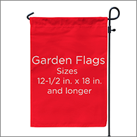 Decorative Garden Flags and Banners