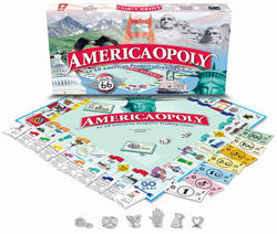 AmericaOpoly, AMERICAOPOLY