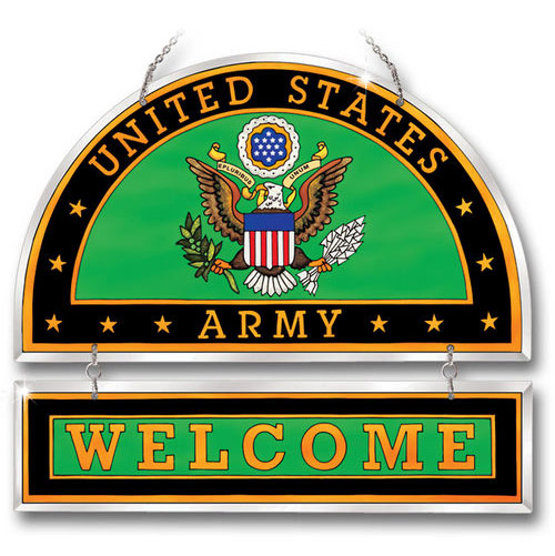Army Welcome Panel, AMIA9354