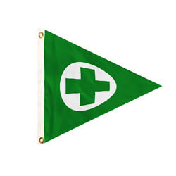 Safety Award Pennant, ANAVSAFE621