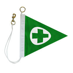 Safety Award Pennant, ANAVSAFE621SR