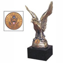 Eagle with US Army Emblem, ANN1008550