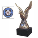 Eagle with US Coast Guard Seal, ANN1008553