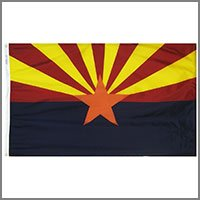Arizona State Flags & Banners