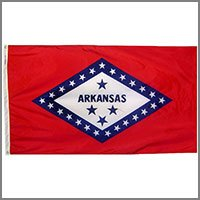 Arkansas State Flags & Banners