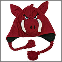 SHOP Razorback Caps & Headgear