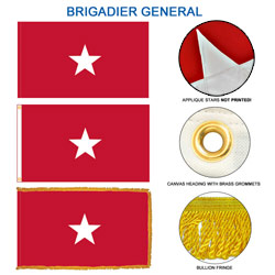 Army Brigadier General Flag, FBPP0000009562