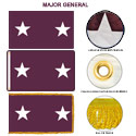Army Medical Major General Flags