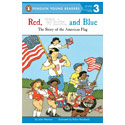 Red, White & Blue: Story of the Flag Book, ASG37166