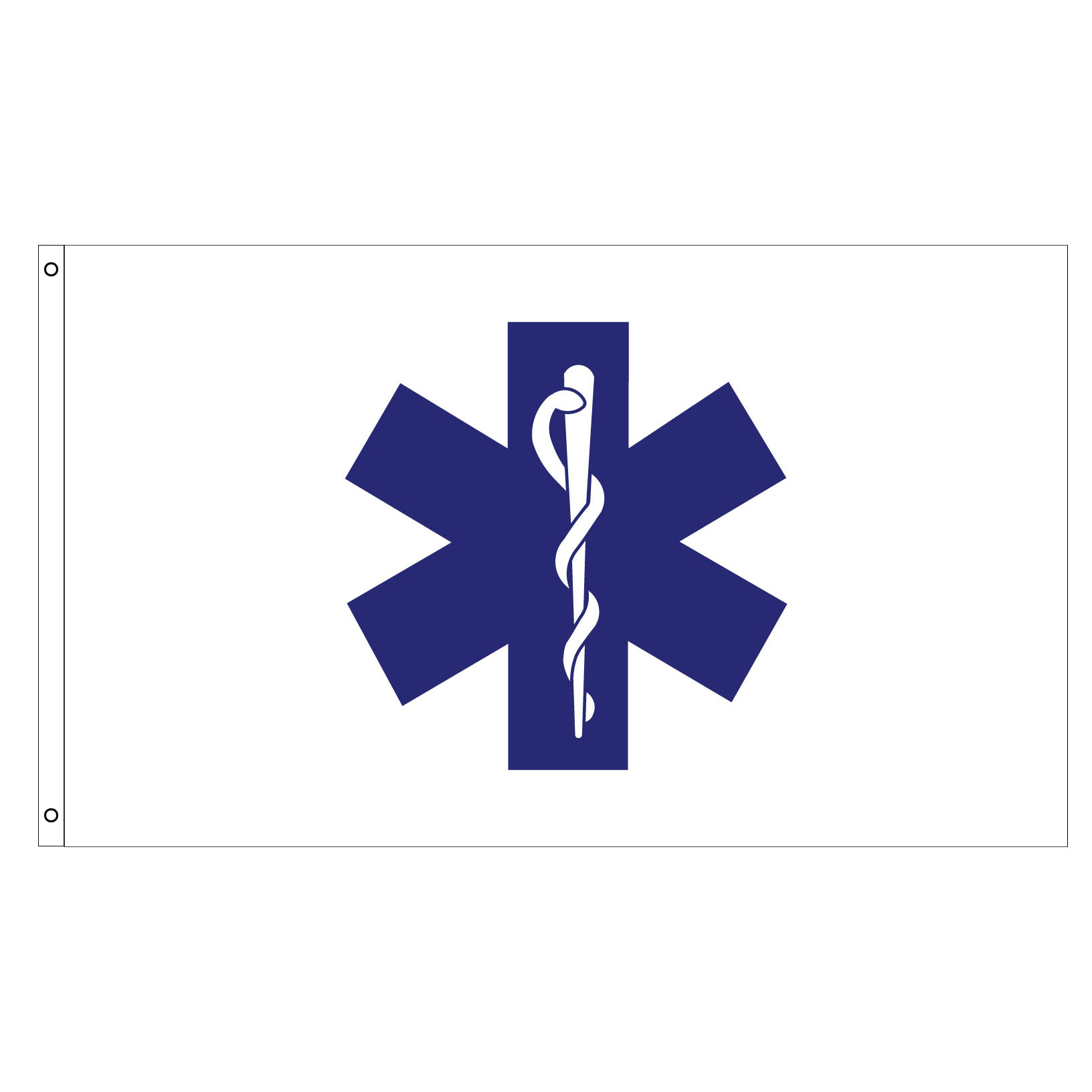 Star of Life Flag, ASOL35