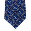 US Air Force Logo Pattern 3 Tie, ATIE9361