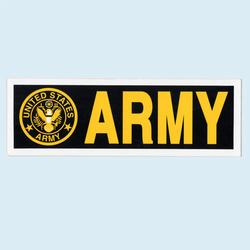 Army Bumpersticker, AWBM028