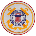 Coast Guard Patch,AWPEX024