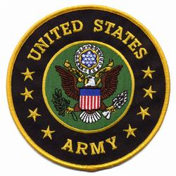 United State Army Patch,AWPEX078