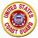 United States Coast Guard Patch,AWPM247