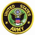 United States Army Patch,AWPM3