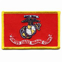 United States Marine Corps Flag Patch,AWPM473