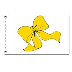 Yellow ribbon flag, AYELLRIBBON35
