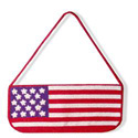 American Flag Purse, BEC1201US