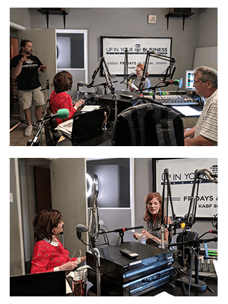 Behind the scenes at KABF 88.3 with Michele Towne