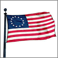 Betsy Ross Flags & Gifts