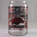Arkansas Razorback Spirit Glass, BOBR319871