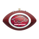 Arkansas Razorbacks Football Ornament, BOBR347306