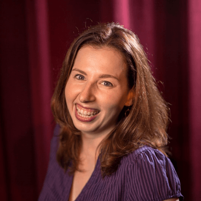 Rivka Kuperman, Stage Manager for The Arkansas Children's Theatre