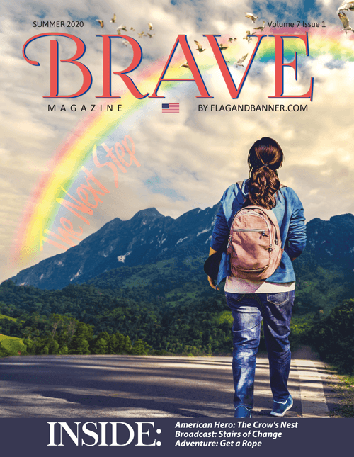 Brave Summer 2020 Cover