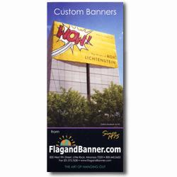 Custom Banners Brochure
