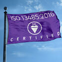 BSI's AS9100 Certified Flag, BSIISO1348516F