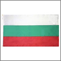 Bulgaria Flags