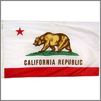 California State Flags & Banners