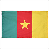 Cameroon Flags