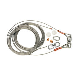Internal Halyard Cable Assembly, CCABL30