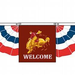 Advertising Center: Welcome Cowboy, CENTERRODEO