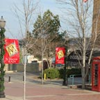 Rivermarket Christmas Banners