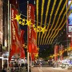 Mall Christmas Banners