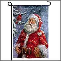 Christmas Flags & Banners