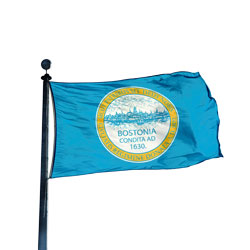 City of Boston Flag, CIBOST35