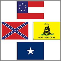 American Civil War Flags & Gifts