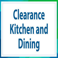 Clearance Kitchen & Dining