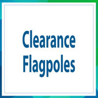 Clearance Flagpoles