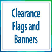 Clearance Flags & Banners