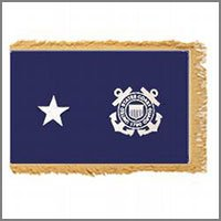 Coast Guard Admiral & Commandant Flags & Kits