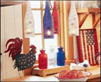 Indoor Patriotic Display