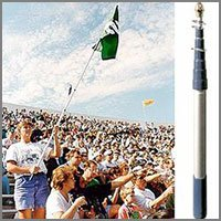 Tailgating and Portable Flagpoles