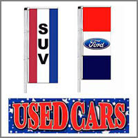 Advertising Banners - Automotive