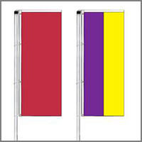 Advertising Banners - Colored