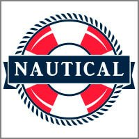 Nautical Decals